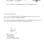 View Reference Letter